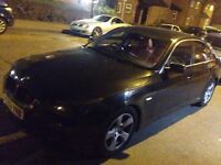 BMW 530-DIESEL-FULLY LOADED-2004-SPORTS GEARBOX-220BHP-BLACK HPI CLEAR MOTED-VERY CLEAN-DRIVES NEW