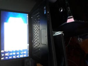 Ordinateur portable dell vostro performant 400 ferme.!!