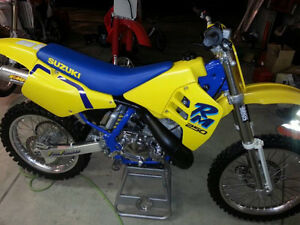 Wanted: Older Motocross bike