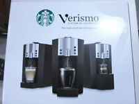 Brand NEW KEURIG STARBUCKS VERISMO 600 COFFEE BREWER