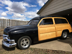 1951 Ford Woodie Street Rod