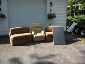 Motorhome/RV Trailer Furniture
