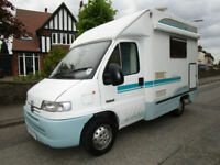 Autocruise Vista 2 Berth Luxury Compact Motorhome For Sale