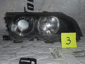 right head light for 325i 2005 for parts