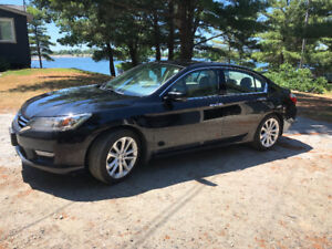 Honda Accord V6 Touring Sedan