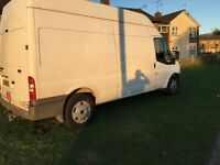 Ford transit mk7 Lwb hightop