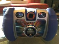 Vtech Kidizoom Twist Camera & Bag