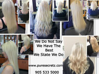 HAIR EXTENSIONS *We Are Not Your Basement Bettys*