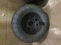 Used tires 33in
