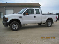 2009 Ford F-250 XL Pickup Truck 4X4