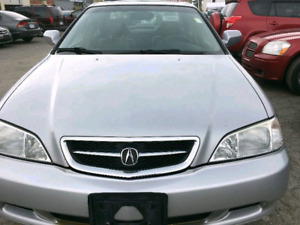 ACURA TL 3.2 $1800 AS IS, 167,600KM