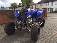 YAMAHA RAPTOR 700 ROAD LEGAL QUAD BIKE
