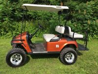 Cart voiturette de golf