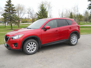 2015 Mazda CX-5 GS-SKY **LOW KM** NO GST