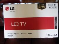 "LG 32LH51 32"" 2016 HD Ready LED TV Brand New and Sealed TV"