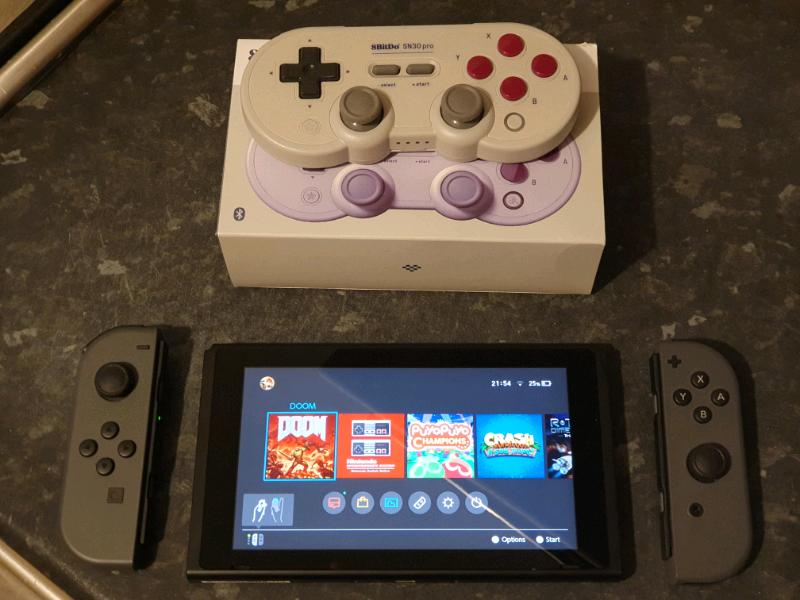 Nintendo Switch Bundle   in Killingworth, Tyne and Wear   Gumtree