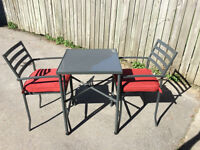 Bistro Table And Chair Patio Set