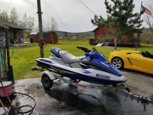 2002 Seadoo GTX 3 Seater with Trailer... Sweet Shape!!!