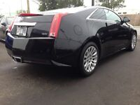 2013 CADLLAC CTS COUPE AWD.Navigation