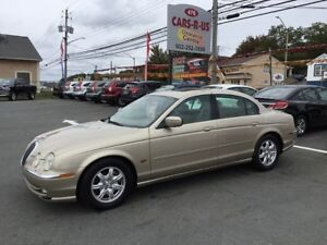 2001 Jaguar S-Type 4.0 4dr Sedan