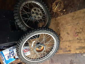 Good rubber motocross tires