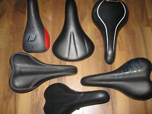 Numerous New Bicycle Parts and Hardware