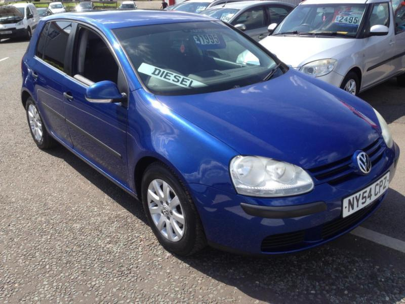 Volkswagen Golf 1 9tdi 2004 Se Great Family Car Mpg