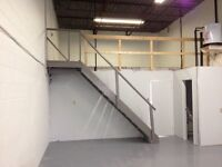 Reasonably priced industrial space for rent in milton