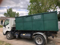 Roll off bin rental for $279+gst (Weekend special)