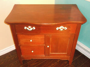 ANTIQUE DRESSER/CUPBOARD - BEAUTIFUL PIECE St. John's Newfoundland image 1