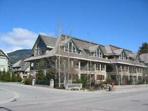 Whistler 2 BR condo 5 mins walk from village by the IGA