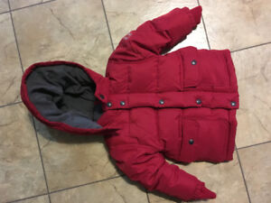 Gap 2T winter coat