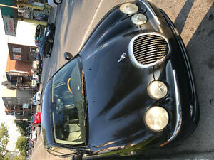 2001 Jaguar S-TYPE Berline
