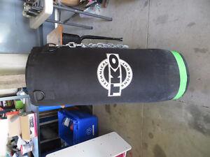 TKO Punching Bag