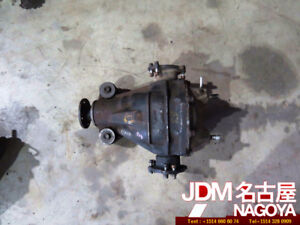 JDM Nissan Silvia S14 SR20DET Rear Differential with Axle Flange