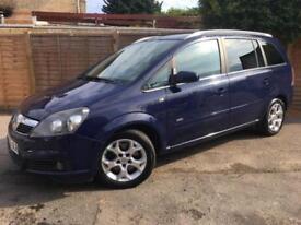2006 Vauxhall Zafira 1.9 CDTi Design 5dr