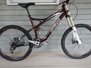 Never Used New Specialized Carbon Fiber Enduro Mtn Bike