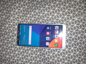LG G6 Used once!