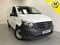 2019 Mercedes-Benz Vito 116 Cdi L2 H1 Diesel Panel Van 1 Owner Finance Px Van Di