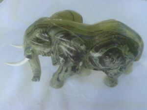Stunning African Jade Elephant North Shore Greater Vancouver Area image 4