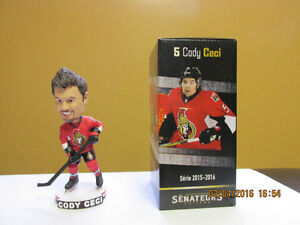 Bubble Head - Cody Ceci Ottawa Senators