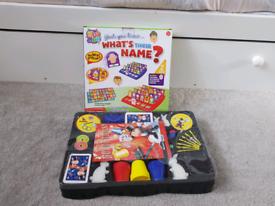 2 X kids bord game like new