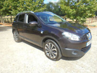 Nissan Qashqai 2.0dCi 2WD N-TEC *£146 P/M