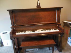 Nordheimer piano for free