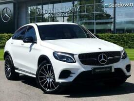 image for 2018 Mercedes-Benz GLC-CLASS GLC 220 d 4MATIC AMG Line Coupe Auto Coupe Diesel A