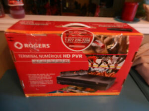Rogers Explorer HD PVR Digital Box Cisco HD 8642