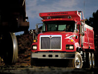 Dump truck and Haulage Services
