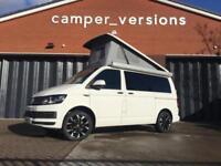 VW T6 Transporter Campervan 2016 Volkswagen  Eberspacher   4 Berth   26k mile T5
