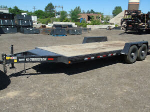 20 foot Trailtech trailer