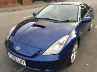 TOYOTA CELICA 1.8 VVT-i COUPE..LONG MOT..LEATHER..HISTORY..LOOKS & DRIVES GOOD